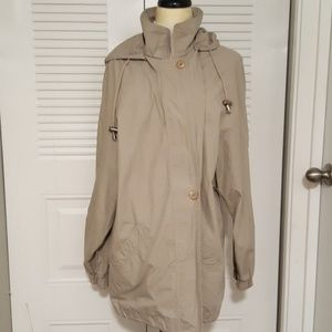 Bash jacket of men size XL two zippers